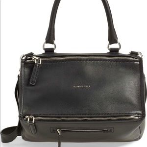 Givenchy Pandora Black Leather Bag
